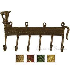 25.4Cm ottone cammello decorativo Ganci da parete appendiabiti bronzo antico