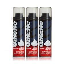 Gillette Classic Regular Basic Shaving Foam 200ml