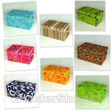 Pliable Rangement Organisateur de textile Tissu Boîte pliante 37 Litre Neuf