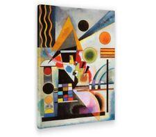 Quadro - Wassily Kandinsky -  Oscillazione - Stampa fine art – Pronto da appende