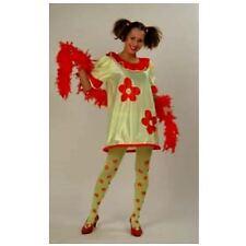 Babydoll Gr. 36 - 40 Baby Doll Kleid Hippie Girl Flower Power Kostüm 1211696G13