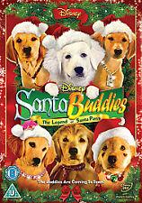Santa Buddies - DOGS (DVD, 2009) - UK Disney Christmas Children's Movie