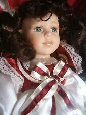 Collector's Choice ~ Genuine Fine Bisque Porcelain Doll Le by Donnatella DeRoma