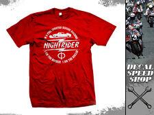 Mad max Nightrider tshirt Toecutter gang