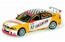MINICHAMPS 400 052432 BMW 320i 400 882031 BMW M3 diecast model race cars 1:43rd