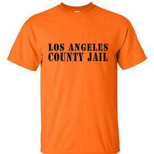 Los Angeles County Jail T Shirt Funny Humor T-Shirt