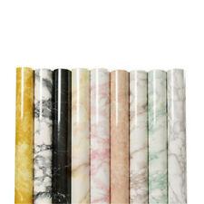 Marble PVC Self Adhesive Contact Paper Film Pattern sticker Decor Wallpaper