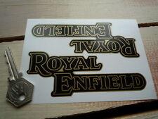"""Royal Enfield Bala constelación Continental pegatinas 5 """"Par Moto Bicicleta"""