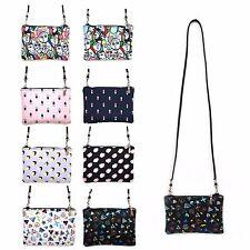Korea Women MINGKI MINI Cross Bag Handbag Pouch Clutch Shoulder Purse Polyester
