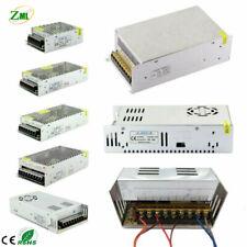 LED Power Supply DC 5V 12V 24V Adapter Driver TO Switch Strip Light AC 110V-220V