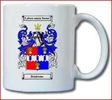 DRINKWATER COAT OF ARMS COFFEE MUG