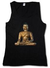 THAI BUDDHA donna Tank Top Buddismo Buddhism Thailand therevada Shiva