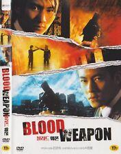 Moving Targets: Blood Weapon (2005) Nicholas Tse DVD
