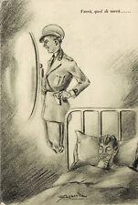 "#R. PAPARELLA: UMORISMO DI VITA MILITARE 1937-38 ""VERRA' QUEL DI VERRA'..."""