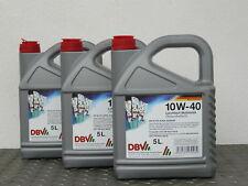 10W-40 Leichtlauf Motorenöl Benzin + Diesel Motoren