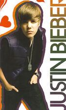 JUSTIN BIEBER wall stickers 15 big decals room decor self-stick Bieber Fever