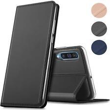 Samsung Galaxy A70 Handy Klapp Schutz Hülle Tasche Flip Case Etui Schutzhülle