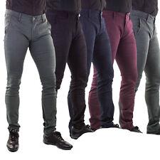 Pantalone Tuta Uomo CARDIGAN slim Maglia Maglione Giacca Felpa Pelle Camicia Q3