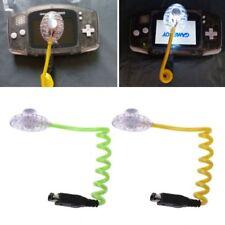 New Flexible Worm Light Illumination LED Lamps for Nintendo Gameboy GBA GBC GBP
