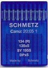 134 R/134 SES Stylo À Bille Schmetz Machine À Coudre Industrielle Aiguilles