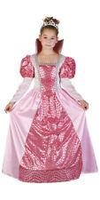 Königin Mädchenkostüm Karneval Fasching Kinderkostüm Komplett Kostuem 3 Größen