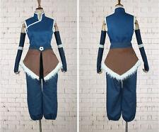 Hot NEW Korra cosplay costume from The Legend of Korra Avatar season¥23