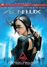 Aeon Flux (DVD, 2006, Special Collector's Edition; Widescreen)