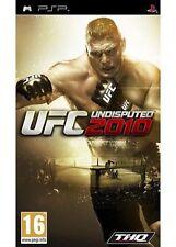 UFC Undisputed 2010 (Sony PSP, 2010)