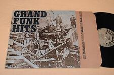 GRAND FUNK LP HITS 1°ST ORIG ITALY 1977 EX+ !!!!!!!!!!