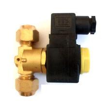 """Válvulas de solenoide FLARE tipo 1/4"""" 3/8"""" 1/2"""" para salas de frío Salas de congelador"""