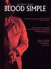 Coen Brothers BLOOD SIMPLE rare Texas Thriller dvd FRANCES MCDORMAND 1983