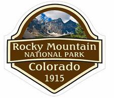 Rocky Mountain National Park Sticker Decal R1455 Colorado