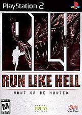 RLH: Run Like Hell (Sony PlayStation 2, 2002) GOOD