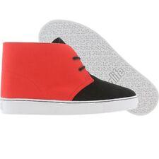 $119.99 ALIFE Chuck Suede (red / black) SU9CHB1