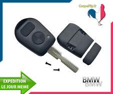 Coque Pour Clé Télécommande Plip BMW X3 X5 Z3 Z4 E36 E38 E39 E46 + cle vierge