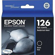 Epson 126 Black Ink Cartridge (T126120)