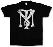 TONY MONTANA TM LOGO T-SHIRT TM Blow Symbol Mobster Gangster Kuba Mafia