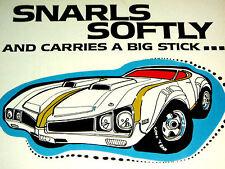 1969 Hurst Oldsmobile 442 Original Ad-400/455 V8 engine/block/heads/Cutlas s/w30