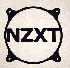 NZXT style Fan Grill Cover 92mm 120mm 140mm 180mm 200mm Custom Mod PC case
