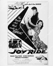 ad slick Rad Fulton Ann Doran film Joy Ride 2326-01