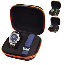 Men's Joshua & Sons JX108 Quartz Movement Date Extra Strap Bracelet Watch