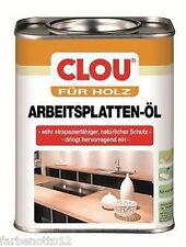 Clou Arbeitsplatten-Öl 250ml 750ml