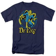 Licensed DC Comics Dr Fate Ankh Adult Shirt S-3XL