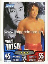 Slam Attax Rumble - Yoshi Tatsu - Smackdown
