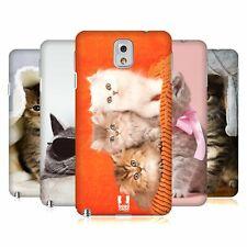 Funda Funda Diseños Gatos Rígida posterior Funda Para Samsung teléfonos 2