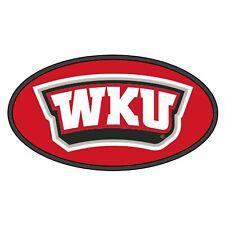 Western Kentucky Hilltoppers NCAA Black Outdoor TV Cover byHBS