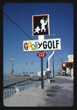 Photo Sign Goofy Golf Panama City Beach Florida 1979 Margolies 06a