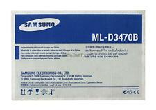 Samsung D3470B Black Toner Cartridge ML-D3470B Genuine New Damaged Box