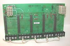 EDWARDS SYSTEM TECHNOLOGIES EST 5723B-111 5 CiRCUiT STRiP PANEL ASSEMBLY