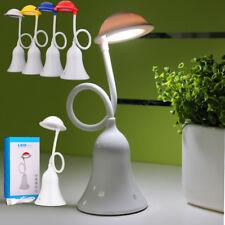 3W Dimmable LED Desk Lamp 250lm 3-Level Brightness Foldable Reading Light